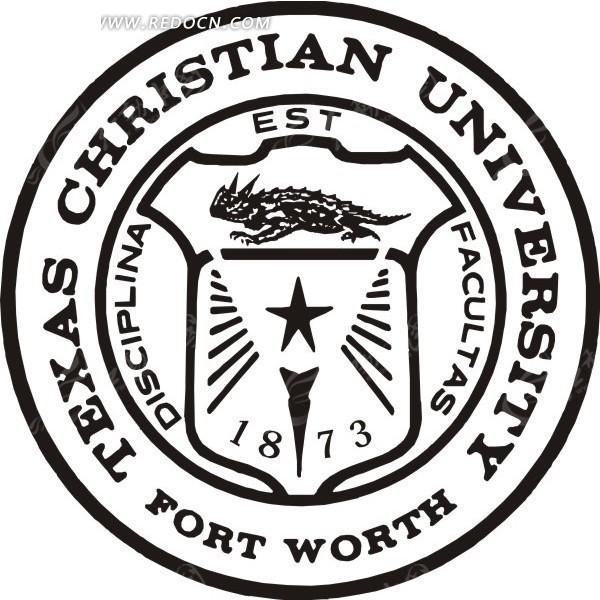 矢量logo  logo模板 logo素材 logo设计  cdr矢量logo设计  基督教
