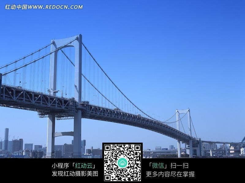 海上高架桥图片_图片_红动手机版