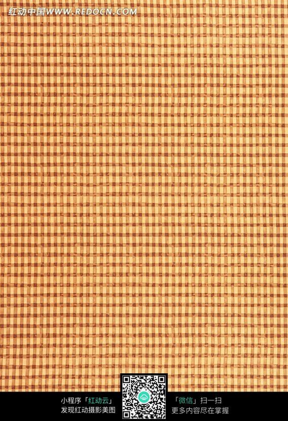 手绘黄色白色格子背景素材_底纹背景图片_红动手机版