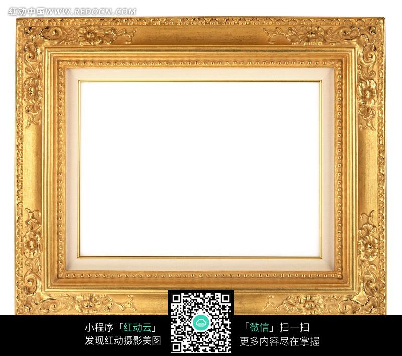 欧式花纹装饰边框图片