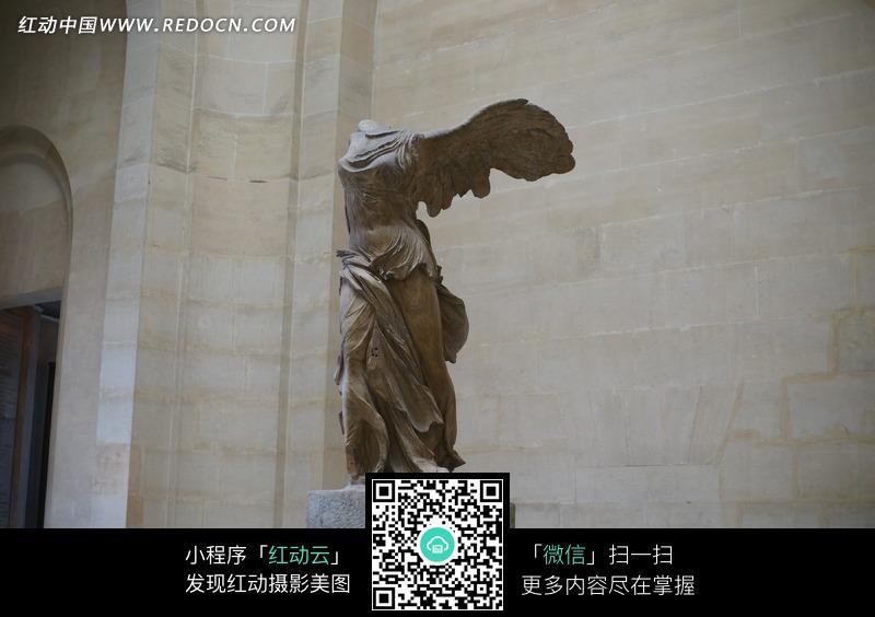 居住 > 建筑设计 > 萨摩色雷斯的胜利女神摄影图图片