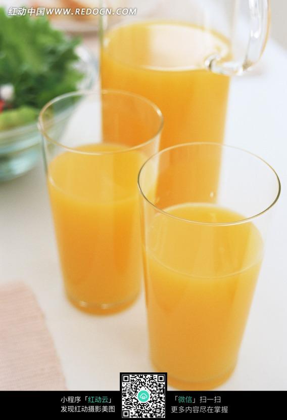 生活橙汁图片_鲜榨橙汁乔可的生活描述