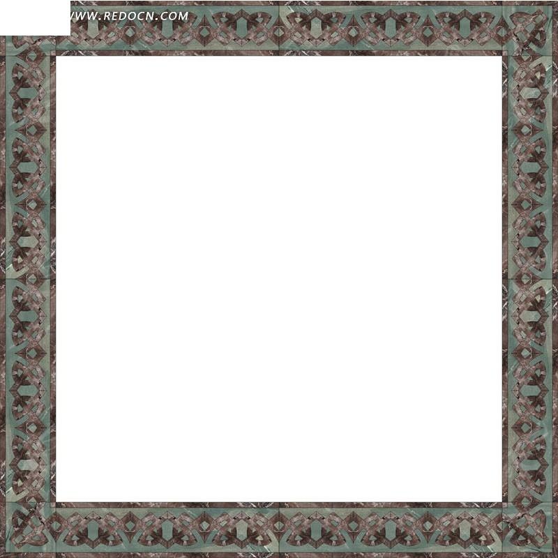 欧式边框cdr免费下载_边框相框素材图片