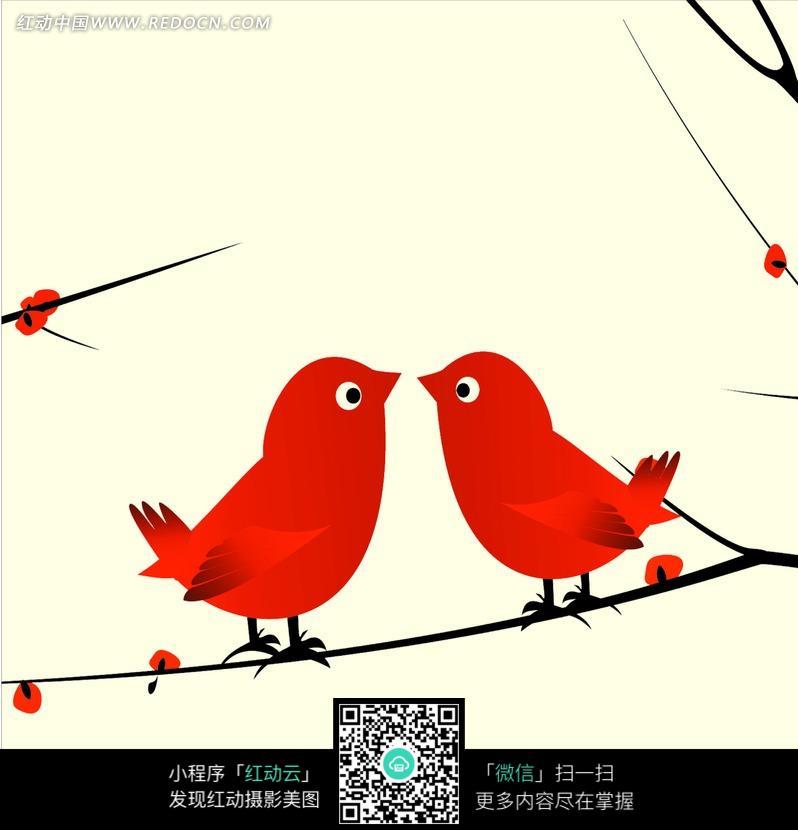 愤怒的小鸟_小鸟简笔画