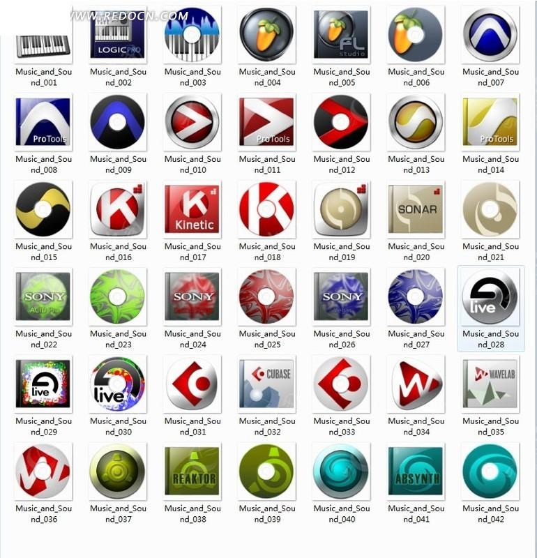 搞动物形象软件logo透明图标pgn格式