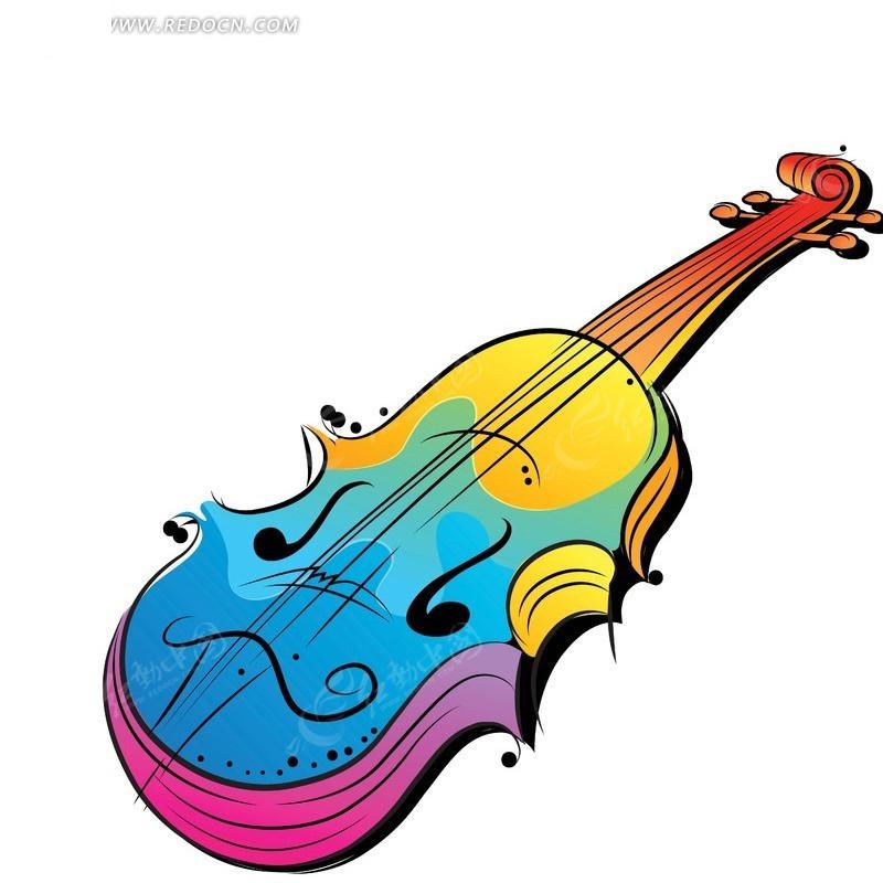 吉他 木吉他 卡通吉他