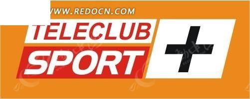 teleclub sport标志设计
