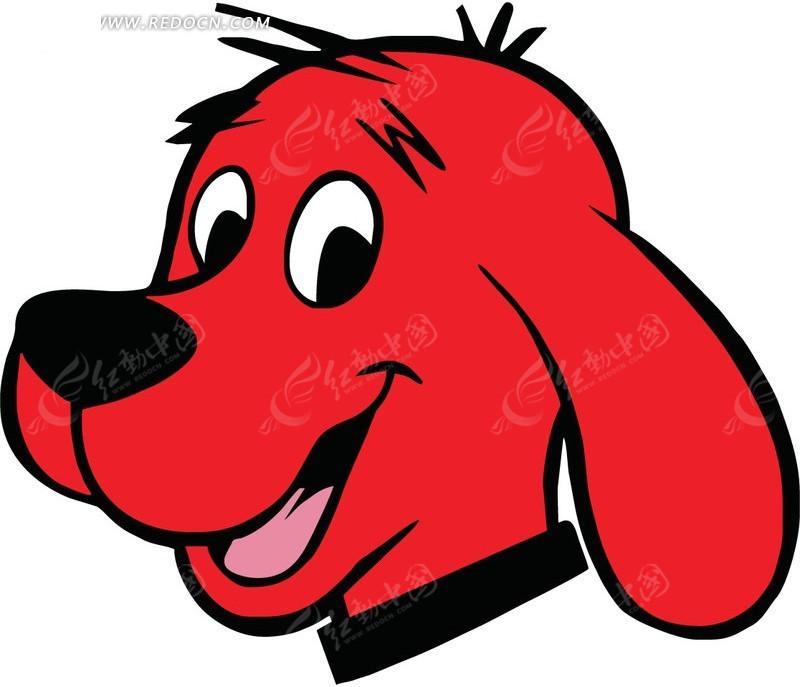 可爱的卡通小狗头像