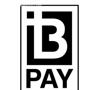 Bpay 白底 黑字 标志设计矢量