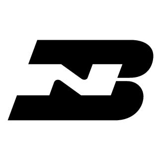NB标志logo设计矢量图EPS免费下载 行业标志素材