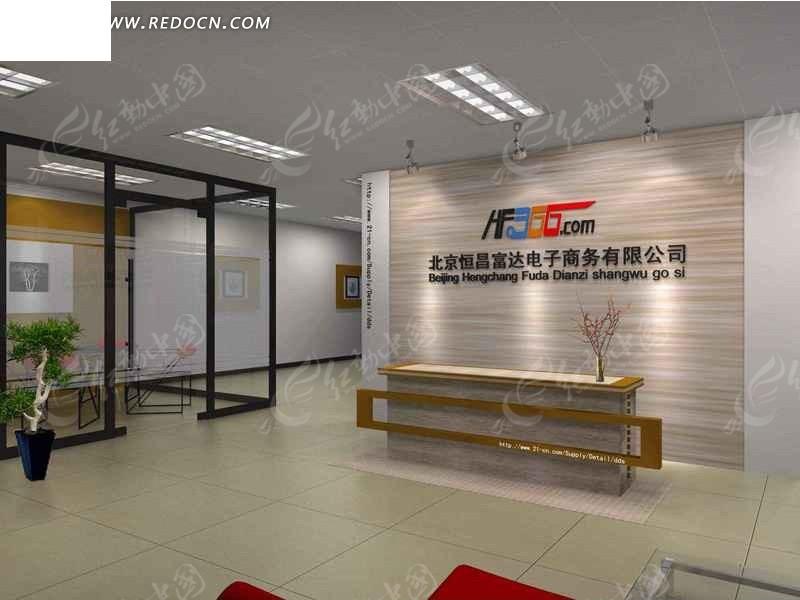 企业背景墙设计效果图内容 企业背景墙设计效果图图片