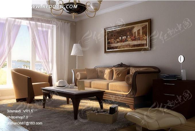 欧式 豪华 时尚 现代 唯美 简约风格      欧式客厅装饰 客厅装饰设计