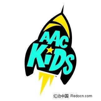 aackids英文标志图片