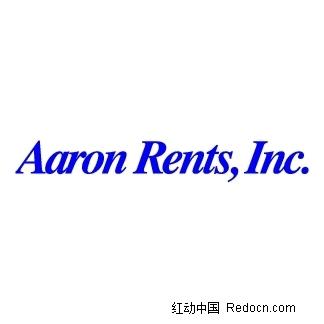 aaronrents英文标志图片
