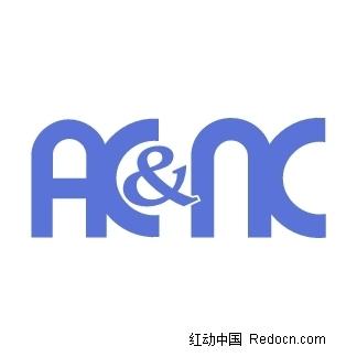 ac&nc英文标志