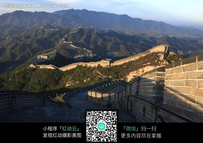 万里长城全景图片 万里长城简笔画 万里长城旅游景点 北京万里长城图片高清图片