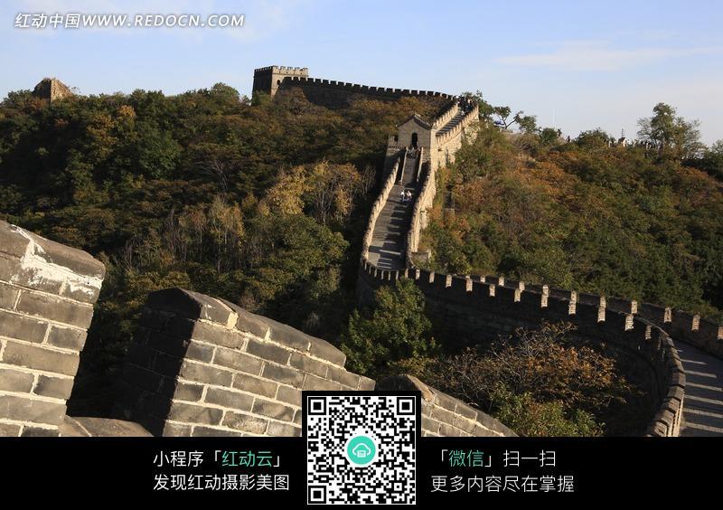 万里长城高清摄影图片图片 环境图片 1354777 高清图片
