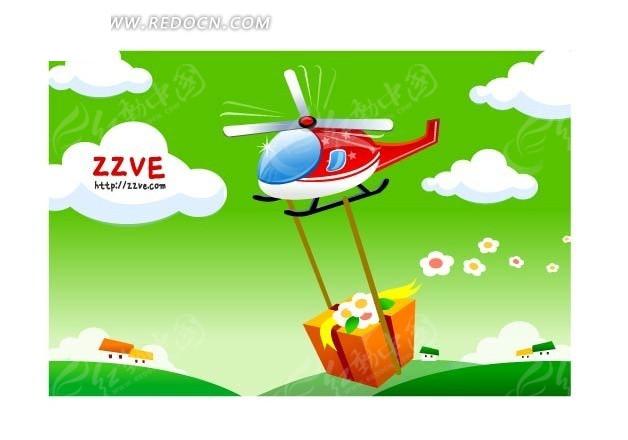 手绘飞机图片卡通图片
