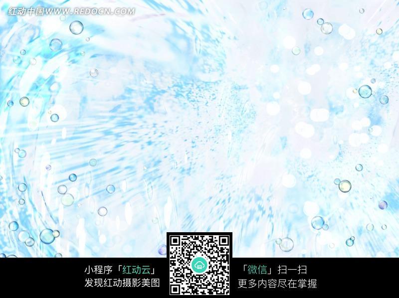 蓝底白点爆炸水泡纹背景图片_底纹背景图片图片