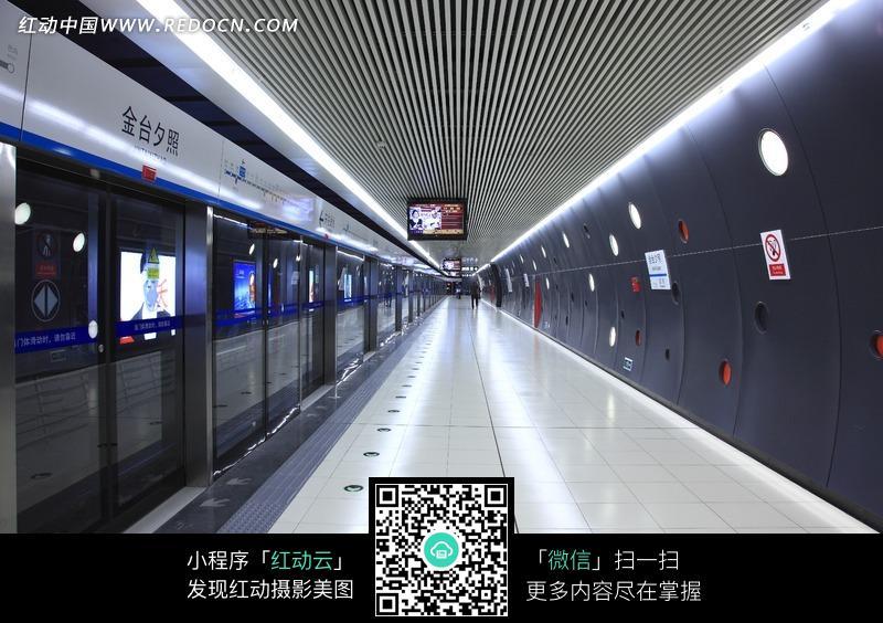 北京的地铁站图片
