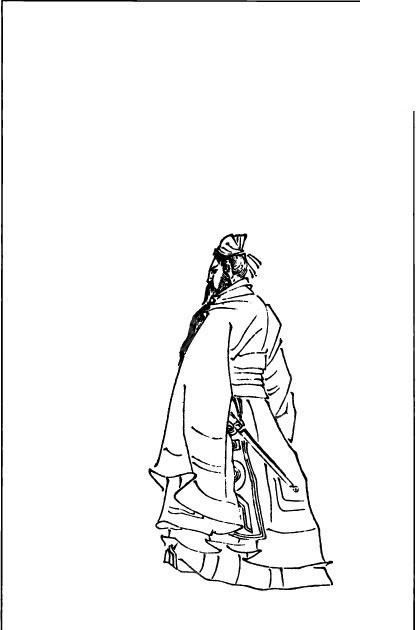 古代男子 古代人物插画图片