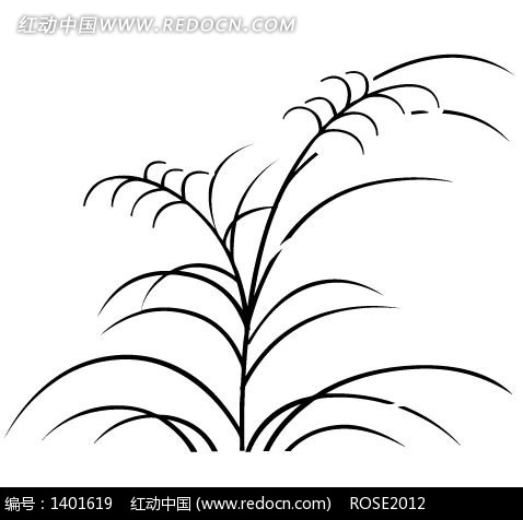 免费素材 矢量素材 花纹边框 花纹花边 手绘线条绿草  请您分享: 红动