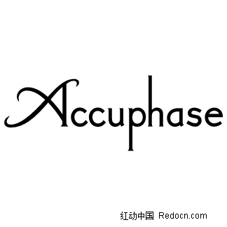 accuphase英文logo设计图片