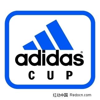 Adidascup英文logo设计