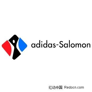 Adidas Salomon英文logo设计