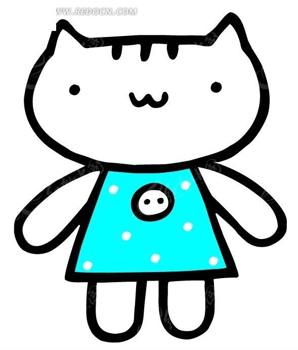 可爱小猫动漫-我是你可爱的小猫11_qq头像小猫超可爱头像_我是你可爱