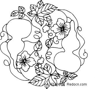 葫芦花与葫芦