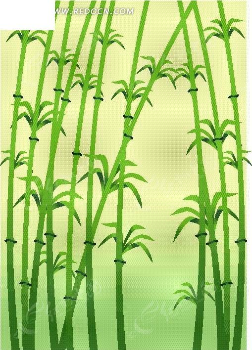 红动网提供卡通形象精美素材免费下载,您当前访问素材主题是绿色竹子