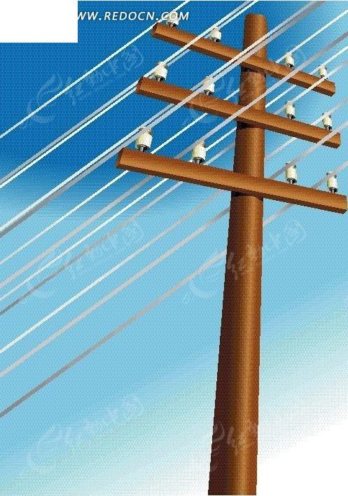 电线杆图片高压电线杆简笔画刘涛被文强睡图片;