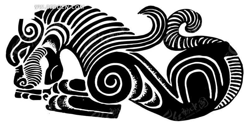 中国古代装饰纹样_装饰展板_第11页