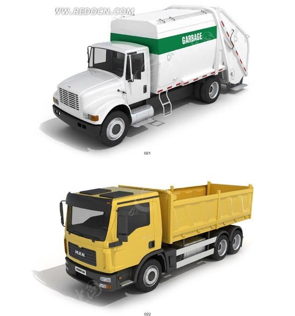 卡车玩具的照片
