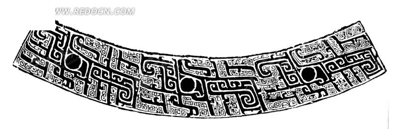 中国古代青铜器花纹