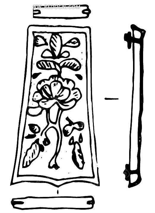 简笔画 手绘 线稿 522_745 竖版 竖屏