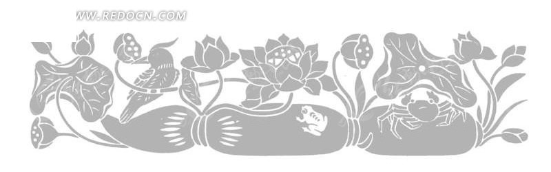手绘插画ppt 手绘黑白插画-动物世界 景观雕塑手绘插画-长沙黄 景观