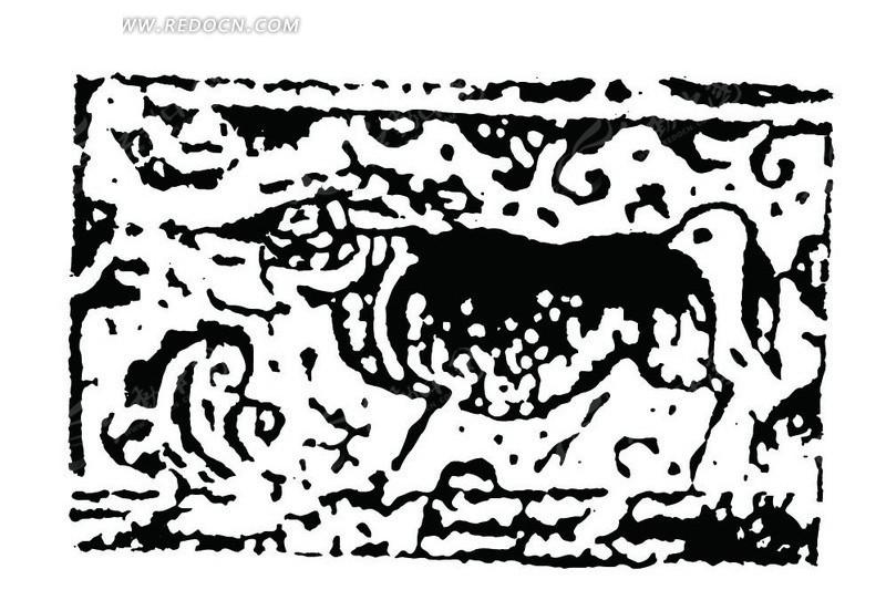 素材描述:红动网提供传统图案精美素材免费下载,您当前访问素材主题是中国古典图案-卷曲纹牛纹构成的斑驳图案,编号是1493351,文件格式AI,您下载的是一个压缩包文件,请解压后再使用看图软件打开,图片像素是996*663像素,素材大小 是87.11 KB。