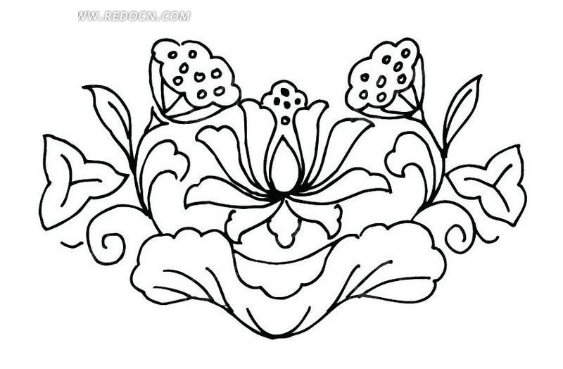 花瓣网插画手绘
