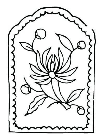矢量创意植物花朵叶子插画图形