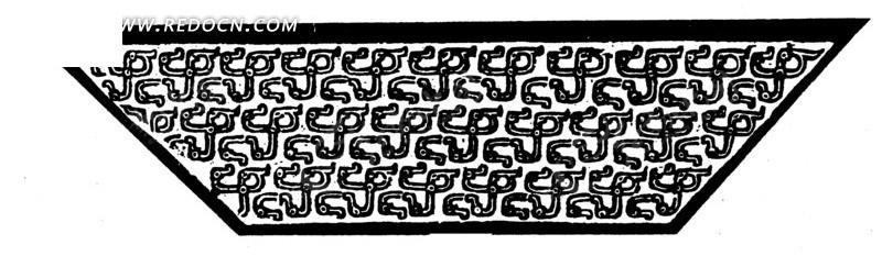 中国古代花纹青铜器