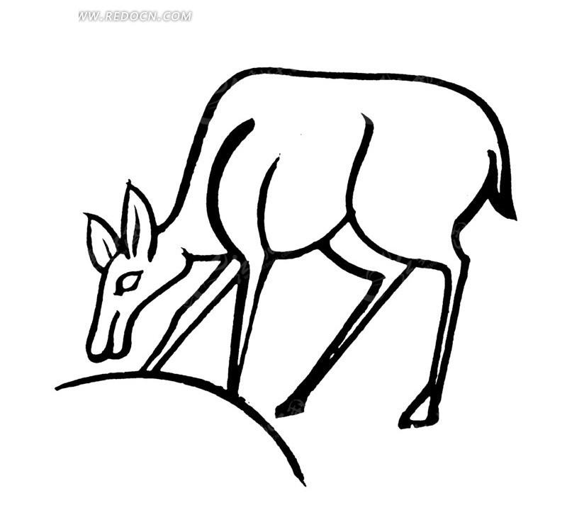中国古典图案-牛