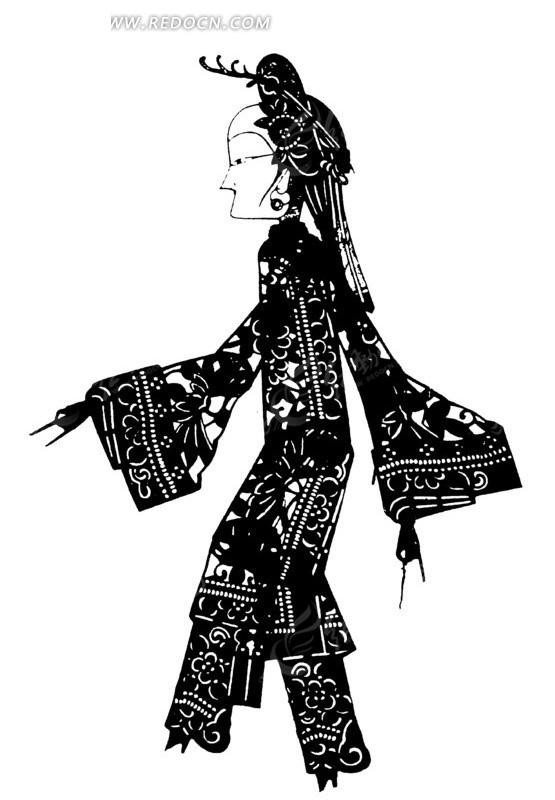 古代人物走路动画展示_古代人物走路动画图片下载