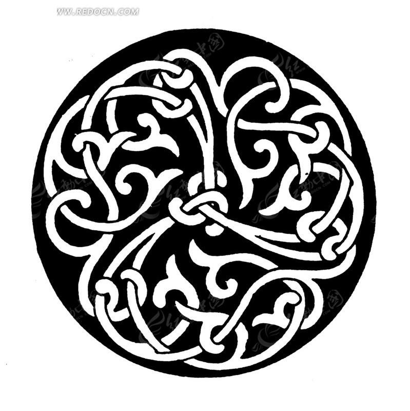 图案 中国 古典 文化 艺术 纹饰 装饰 纹样 花纹花边 ai矢量图 传统图片