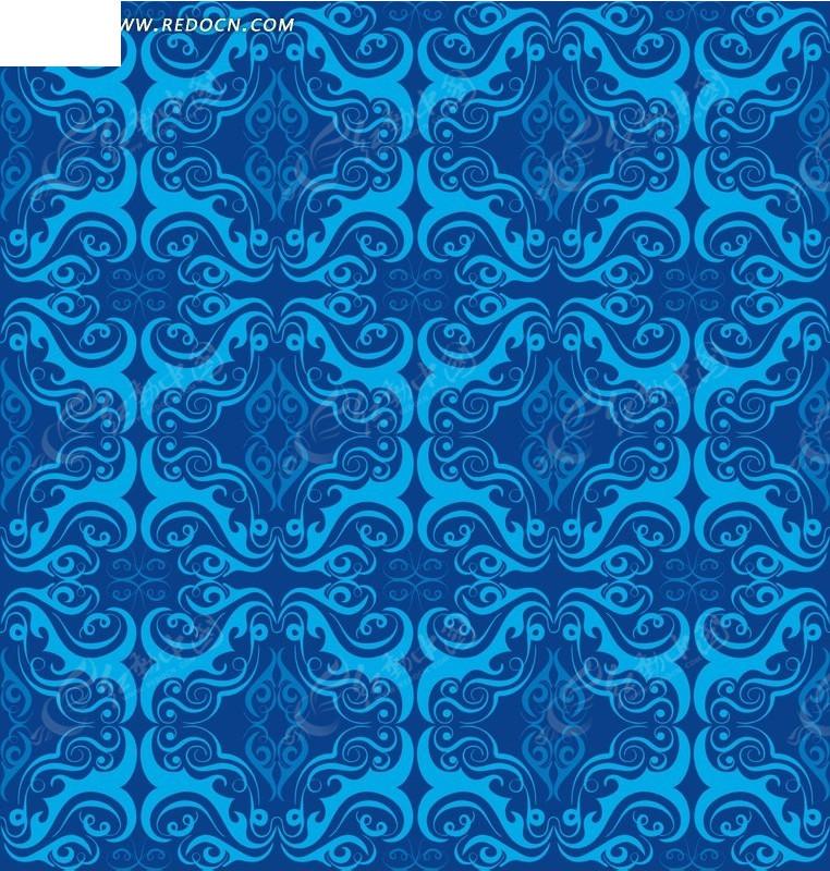 欧式古典花纹平铺9