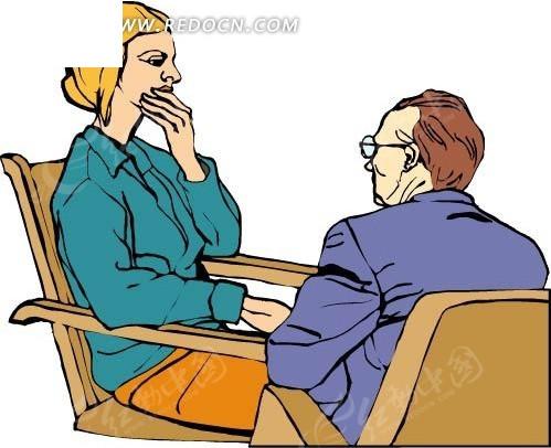 坐在椅子上的人物图坐椅子上的漫画人物 坐在椅子上的霸气图5; 卡通