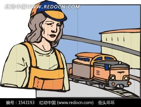 铁路维修工