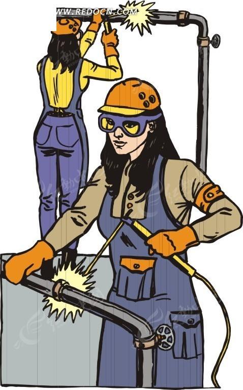 焊工图纸看图训练