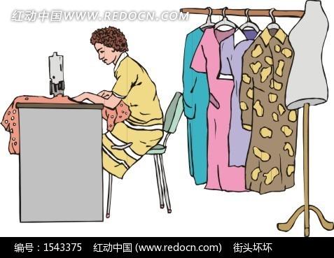 做衣服视频 做衣服的方法